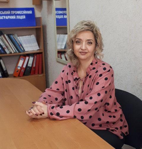Людмила Дмитрівна